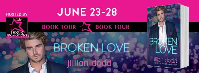 Broken Love Book Tour