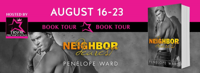 neighbour dearest book tour