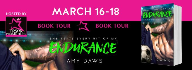 endurance book tour