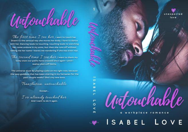 untouchable wrap